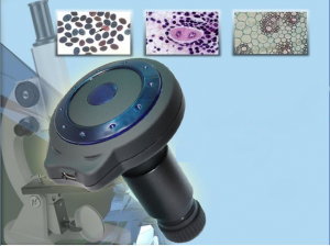 چگونه میتوان از نمونه مورد مشاهده در میکروسکوپ فیلم و یا عکس تهیه نمود؟