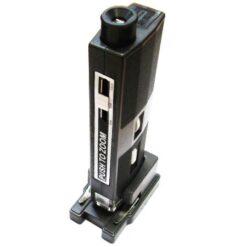 میکروسکوپ جیبی چراغدار 60-80-100 برابر