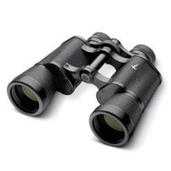 دوربین دوچشمی کلاسیک زاواروسکی مدل Swarovski Habicht 10x40 W چرمی
