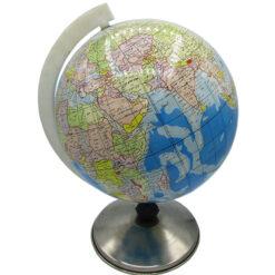 مدل سیاره زمین با قطر ۳۰ سانتیمتر زبان فارسی