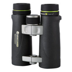 نمای بدنه ارگونومیک و طراحی زیبای دوربین ونگارد مدل Endeavor ED 10x42